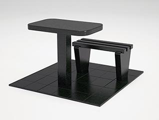 Столики и лавки