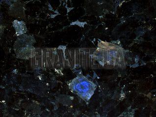 Лабрадорит Слободское (Fantasy Azure) месторождение