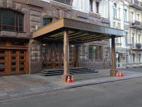Гранитные колонны фото (5)