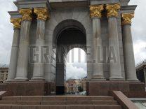 Гранитные колонны фото (6)