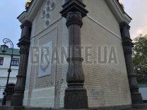 Гранитные колонны фото (7)