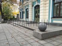 Гранитные шары фото (23)