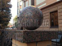 Гранитные шары фото (29)