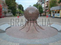 Гранитные шары фото (3)