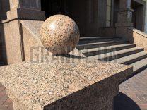 Гранитные шары фото (8)