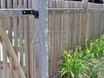 Гранитные столбики ограждения фото (23)