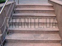 Гранитные ступени фото (1)