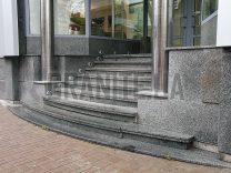 Гранитные ступени фото (2)
