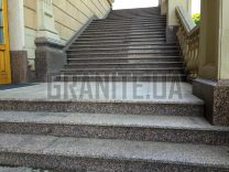 Гранитные ступени фото (33)
