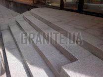 Гранитные ступени фото (4)