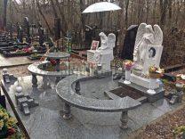 Памятники с ангелом (10)