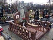 Памятники с ангелом (3)