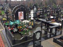 Памятники с ангелом (6)