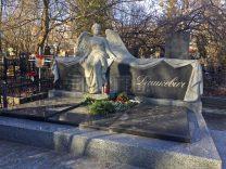 Памятники с ангелом (7)