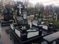 Памятники с крестом фото (24)