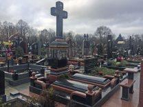 Памятники с крестом фото (26)