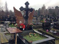 Памятники с крестом фото (30)
