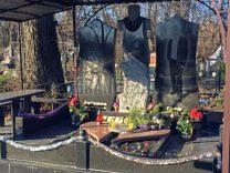 Памятники с крестом фото (37)