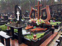 Памятники с крестом фото (6)