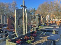 Памятники с крестом фото (7)