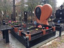 Памятники с сердцем фото (13)