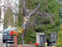 Бронзовые скульптуры фото (13)