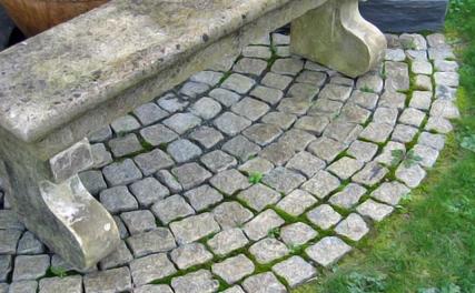Брусчатка из камня