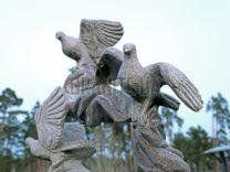 Гранитные скульптуры фото (34)