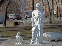 Мраморные скульптуры фото (23)