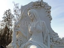 Мраморные скульптуры фото (33)