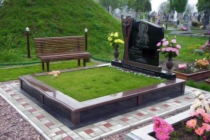 Благоустроенная могила