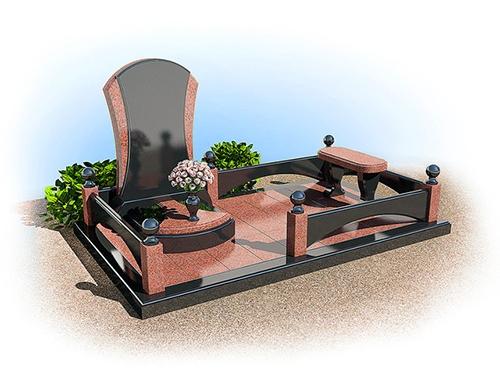 Гранитный памятник Беличанское кладбище