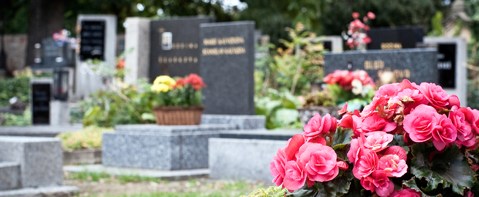 Как выбрать надгробный памятник
