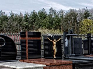 Технология производства надгробий