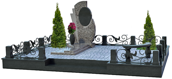 Дарницкое кладбище памятники