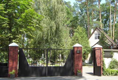 Пуща-Водицкое кладбище